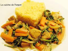 poudre de riz cuisine poulet aux pissenlits et riz curry la cuisine de ponpon rapide et