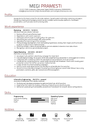 Resume Examples By Real People: Digital Marketing Resume ... Resume Sample Rumes For Internships Head Of Marketing Resume Samples And Templates Visualcv Specialist Crm Velvet Jobs How To Write A That Will Help Land Your Skills 2019 Are You Qualified Be Hired Complete Guide 20 Examples Spin For Career Change The Muse Top To List On 40 8 Essential Put On In By Real People Intern