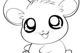 Cute Kawaii Animal Coloring Pages Just
