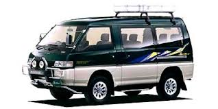 Mitsubishi Vans Are A Delica te Matter In Canada The Truth About