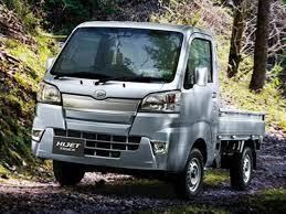 100 Kei Truck For Sale DAIHATSU HIJET TRUCK 660 STANDARD 3 SIDE OPENING 4WD Used Car For