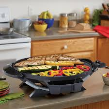 Patio Bistro 240 Electric Grill by George Foreman Gfo240s Indoor Outdoor Electric Grill Review