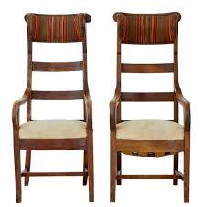 Unusual Pair Of 19th Century Fruitwood High Back Armchairs - EA1402 ... Buzzme Armchair Acoustic Highback Armchairs Apres Fniture Melchiorre Bega Set Of Two High Back 1940s Italy For Recliner Chairs Ikea Canada Straight Clean Lines And Comfortable Modern Style R1225 Black Tufted Accent Leather Borge Mogsen Vintage Arm Chair Denmark 1947 At With Arms Occasional Ftstool Gio Ponti Pair Newly Upholstered In Teal Amazoncom Blue Height And Wooden Bmoral Duck Egg Check Wing Caristo By Tim Rundle Sp01 Design