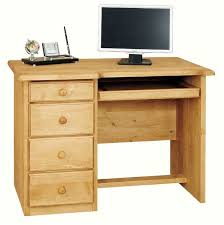 bureau pin miel superior meuble pin massif cire 5 acheter meuble bureau