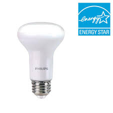 45w equivalent soft white r20 dimmable with warm glow light effect
