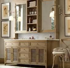 Restoration Hardware Bathroom Vanities by Suzie Bath Empire Rosette Double Vanity Sink Double Vanities