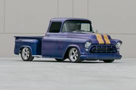 1957 Chevrolet Pickup | Fast Lane Classic Cars 1955 Chevy Truck For Sale Youtube 57 Pickup Truck 1 Ton Extended Cab Dually With 454 Sitting 1957 Chevrolet Pick Up Bangshiftcom Stock Photos Images Alamy 9 Sixfigure Trucks The Trade 3100 Swapping Stre Hemmings Stance Works Adams Rotors Pickup Chevrolet 3100sidestep Rat Rod Hot No Reserve Awesome Engine Install Used Step Side At Webe Autos Serving