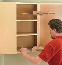 Kitchen Cabinet Filler Strips by Kitchen And Bathroom Renovation How To Install Wall Cabinets 01