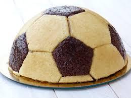 dessert pour 15 personnes chic chic chocolat gâteau d anniversaire ballon de foot