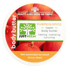 H2t Pumpkin Peel Benefits by Just Neem Pumpkin Spice Neem Body Butter 4 Oz 113 G