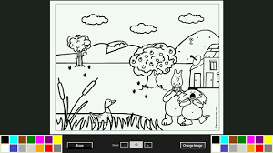 Coloring Book For Windows 8 App Kids Funny