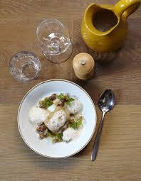 cuisine chataigne velouté de châtaigne royale de foie gras pour 4 personnes