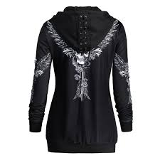 Gamiss Autumn Womens Skull Wings Print Halloween Zip Up Hoodie Long Sleeve  Spring Sweatshirts Coat Cool Hoodies Sudaderas Mujer Jackson Hole Mountain Resort Discount Code Discount Tire Happy Mothers Day Up To 75 Off At Gamiss With Couponshuggy 50 Off Spurbe Coupons Promo Codes Wethriftcom Hotsale Drawstring Hoodie Under 15coupon Crazy Buffet Evansville In Bj Restaurant Shein Coupon Code 90 Shein Free Shipping Coupon Save 15 Off Your Order Casual Style From 1004 Now Shop Trendy Cloth 14 8 Info Free Redeem Discount Code Ea Coupon