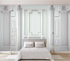 104 Vertical Lines In Interior Design Wall Papers Home Decor Ers Modern Minimalist Line European Roman Column 3d Tv Sofa Background Wall From Yiwukuangdu1688 10 56 Dhgate Com