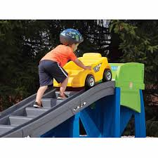 Step2 Extreme Coaster Ride-On Includes 9 Feet Of Track - Walmart.com Big Backyard Roller Coaster And Coolest Youtube Backyard Roller Coaster Outdoor Fniture Design And Ideas Extreme Kids Step2 Build A Fun Games Make Amazoncom Rideon Playset Toys Like Rolling Zone Student Builds Toronto Star For Dad Abrahams First Human Trials Youtube Backyards Ergonomic Kid Toddler Thrilling Rides Amusement Worm