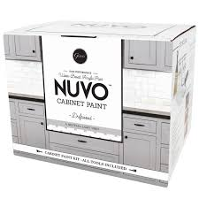 nuvo driftwood cabinet paint kit giani inc