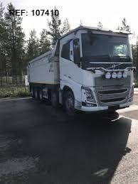 Used Volvo FH16.650 - SOON EXPECTED - 8X4+1 DUMPER EURO 6 RETARDER ...