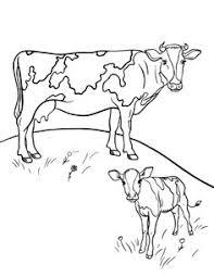 Desenhos Para Colorir De Animais Fazenda
