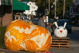 Damariscotta Pumpkin Festival by Giant Pumpkin Festival Kevin Davis Photography