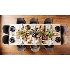 esstisch gruppe für 10 personen pulva mit tisch 240cm 11 teilig