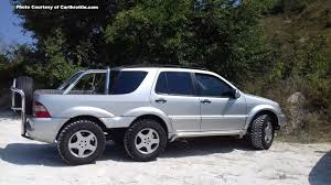 100 6 Wheel Mercedes Truck A Sixer ML X4 That You Can Buy MBWorldorg Forums
