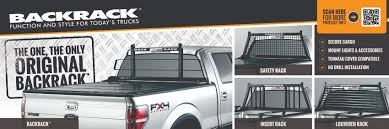 100 Back Rack Truck Blog