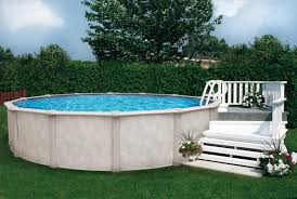 Above Ground Pool Ladder Deck Attachment by Small Wood Deck For Above Ground Pool Inspiration Deco