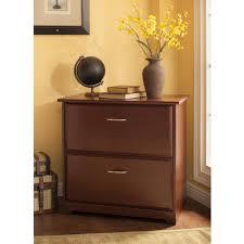 Bush Cabot L Shaped Computer Desk by Bush Furniture Cabot Collection Lateral File Walmart Com