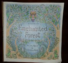 Enchanted Forest First Page By TheJuZShoW On DeviantArt
