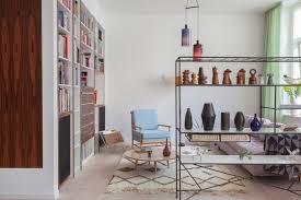 Wonderful Mid Century Design Loft In Berlin