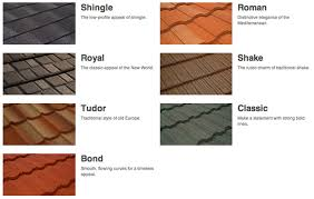 creative of tile roof types metal tile roofing from roofing