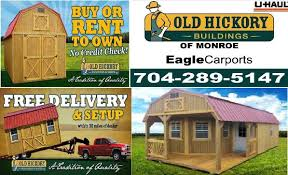 Old Hickory Buildings And Sheds by Swings Picnic Tables Dog Houses