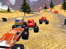 100 Monster Trucks Games Truck Dirt Rally 18 Plus Game Play Truck