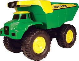 100 Dump Trucks Videos Amazoncom John Deere 21 Big Scoop Truck Toys Games