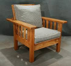 Stickley Morris Chair Free Plans by Custom Ideas Popular Woodworking Outdoor Morris Chair
