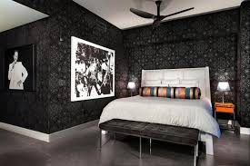 modele de deco chambre tendance couleur chambre à coucher unique design feria