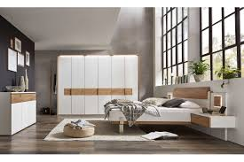 wöstmann wsl 6000 schlafzimmer weiß balkeneiche möbel letz