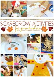 Fun Scarecrow Activities For Your Preschool Or Pre K Kids Perfect Learning About