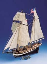 ship model corel ranger american cutter models clippers