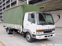 1999 Mitsubishi Fuso Fighter Truck For Sale | Stock No. 48395 ...