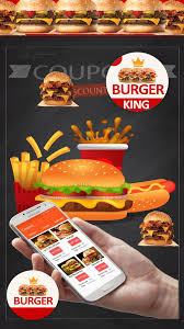 Food Coupons For Burger King - Hot Discounts 🔥🔥 For ... Burger King Has A 1 Crispy Chicken Sandwich Coupon Through King Coupon November 2018 Ems Traing Institute Save Up To 630 With All New Bk Coupons Till 2017 Promo Hhn Free Burger King Whopper Is Doing Buy One Get Free On Whoppers From Today Craving Combo Meal Voucher Brings Back Of The Day Offer Where Burger Discounted Sets In Singapore Klook Coupons Canada Wix Codes December