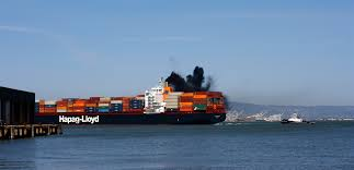 100 Shipping Containers San Francisco FileContainter Port And Toxic Fire Jpg Wikimedia