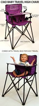 Ciao! Baby | Purple Travel High Chair | Babylicious | Baby, Baby ... Fniture Stylish Ciao Baby Portable High Chair For Modern Home Does This Carters High Chair Fold Up For Storage Shop Your Way Bjorn Trade Me Safety First Fold Up Booster Outdoor Chairs Camping Seat 16 Best 2018 Travel Folds Into A Carrying Bag Just Amazoncom Folding Eating Toddler Poppy Toddler Seat Philteds Mothercare In S42 Derbyshire Travel Brnemouth Dorset Gumtree