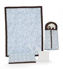 Amazon Com 4 Piece Baby by Amazon Com Carter U0027s 4 Piece Crib Bedding Set Blue Elephant