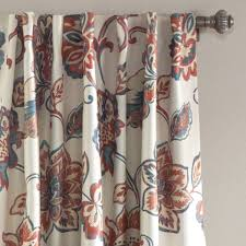 Lush Decor Window Curtains by Lush Decor Aster Window Curtain Panel Pair Free Shipping On
