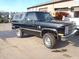 100 1988 Chevy Truck For Sale K5 Blazer Silverado