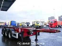 Van Hool 3B0070 20ft. ADR BPW Semi-trailer €8600 - BAS Trucks