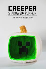 Minecraft Halloween Stencils by Best 25 Minecraft Pumpkin Ideas On Pinterest Pearler Beads
