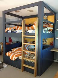 Twin Captains Bed With 6 Drawers by Best Boys Twin Bunk Bed Captain Kids Bed With Storage And Trundle