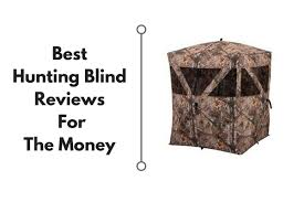 Ameristep Chair Blind Youtube by Best Hunting Blinds Review U2013 Good For Deer U0026 Turkey 2018